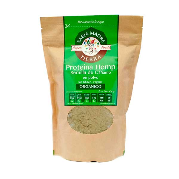 Proteina de Hemp (Cañamo) un Gran Superfood