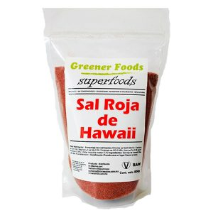 Sal Roja de Hawaii Pureza Exquisita