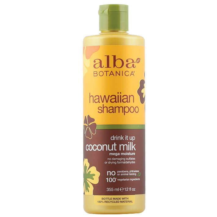 Shampoo hawaiano totalmente natural
