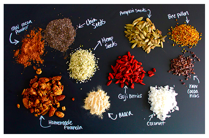 Superfoods: Totalmente Healthy