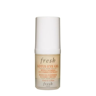 Fresh Lotus Eye Gel Reduce Bolsas, Ojeras, Hidrata, Regenera.